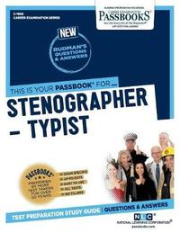 Stenographer-Typist by National Learning Corporation image