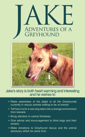 Jake Adventures of a Greyhound by Jane Goldsmith image