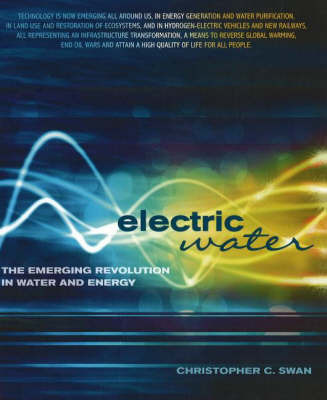 Electric Water by Christopher C. Swan image