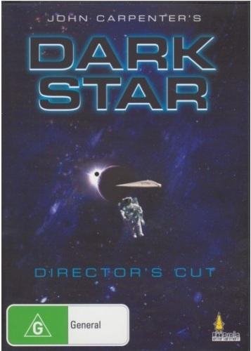 Dark Star  - Director's Cut (1974) on DVD image