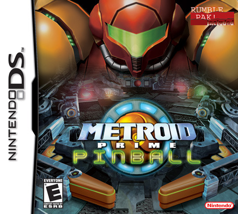 Metroid Prime Pinball for Nintendo DS