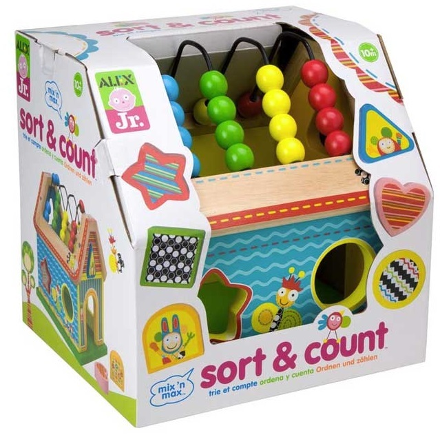 Alex: Sort and Count image