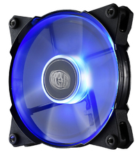 120mm Cooler Master JetFlo Case Fan - Blue LED image