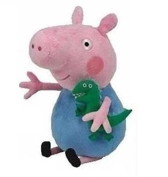 Peppa Pig - George TY Buddy