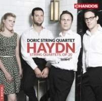 Haydn: String Quartets, Vol. 1 by Doric String Quartet