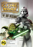 Star Wars The Clone Wars: The Lost Missions DVD