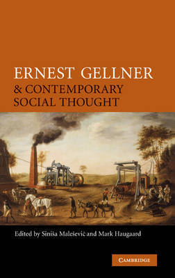 Ernest Gellner and Contemporary Social Thought image