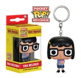 Bob's Burgers: Tina - Pocket Pop! Key Chain