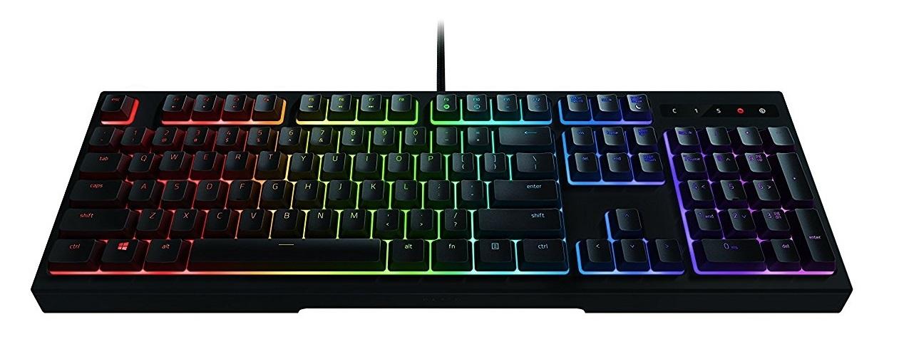 a0ddd1f10af ... Razer Ornata Chroma Gaming Keyboard for PC image