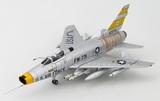 Hobby Master: 1/72 F-100D Super Sabre - Diecast Model