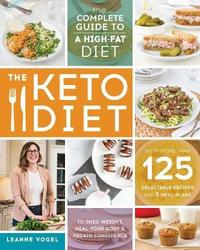 The Keto Diet by Leanne Vogel