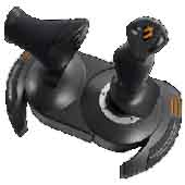 Top Gun AfterBurner Force Feedback Joystick for PC