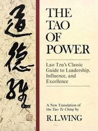 Tao of Power by R.L. Wing image