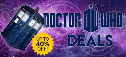 Doctor Who Deals!