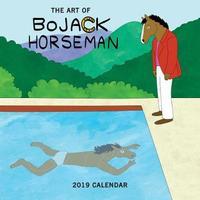 BoJack Horseman 2019 Wall Calendar by Bojack Horseman