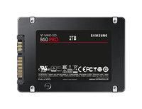 """2TB Samsung 860 PRO 2.5"""" SATA SSD"""