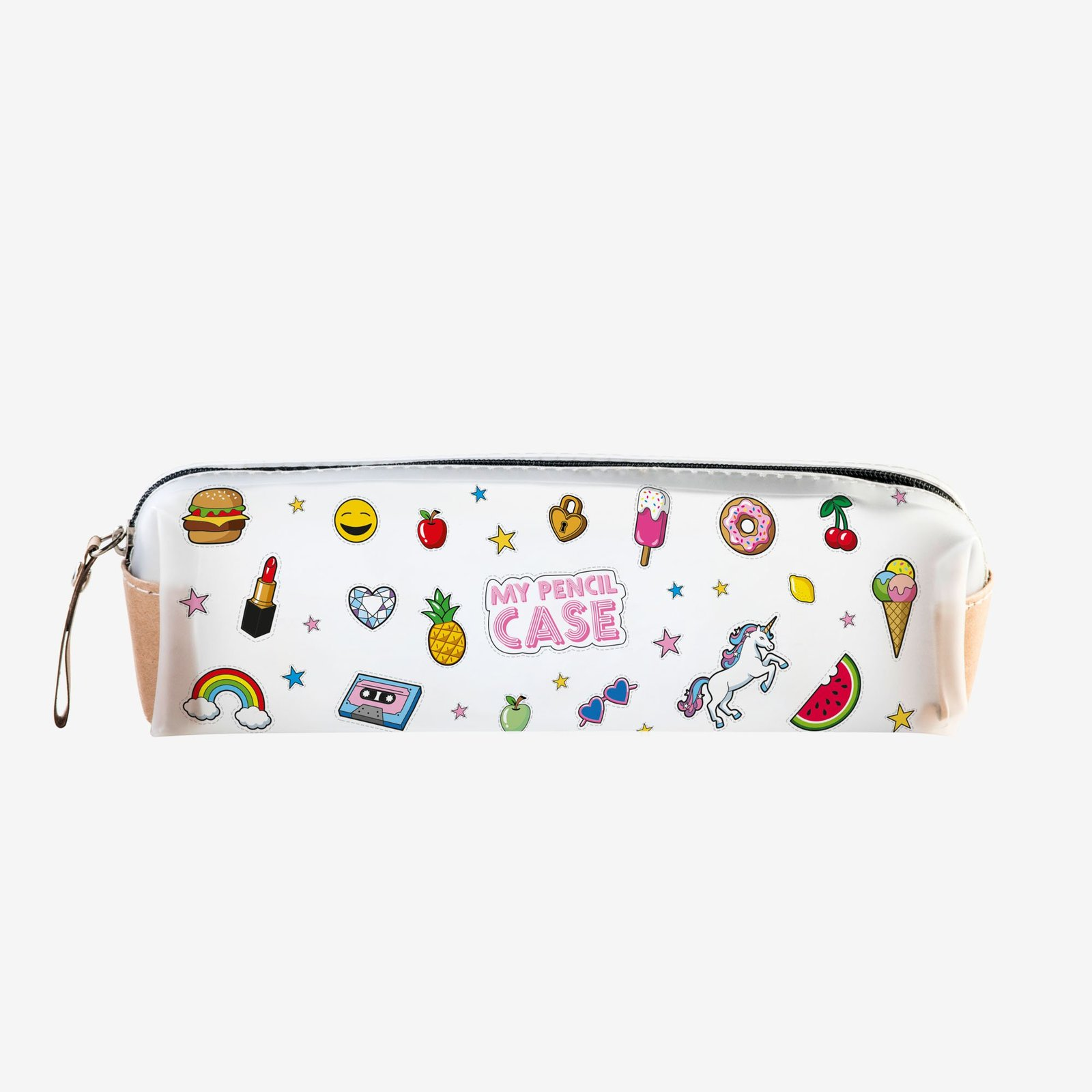 Legami: My Pencil Case Transparent - Pins image
