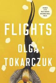 Flights by Olga Tokarczuk image
