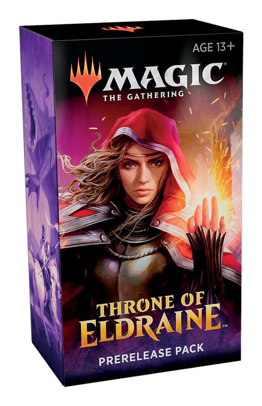 Magic The Gathering: Throne of Eldraine Prerelease Pack