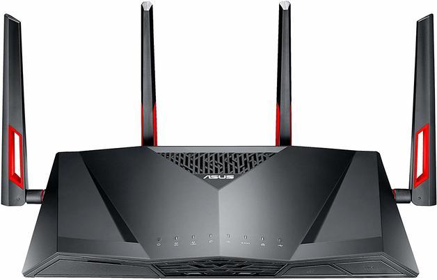 ASUS DSL-AC88U Dual-Band Wireless AC3100 VDSL Modem Router
