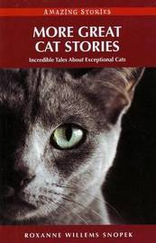 More Great Cat Stories by Roxanne Willems Snopek image