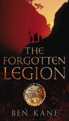 The Forgotten Legion by Ben Kane image