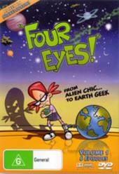 Four Eyes!: Volume 1 on DVD