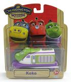 Chuggington Wooden Engine - Koko