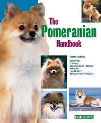 Pomeranian Handbook by Sharon Vanderlip