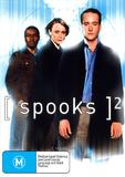 Spooks - Season 2 (5 Disc Set) DVD