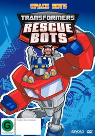 Transformers Rescue Bots: Space Bots DVD