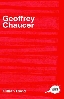 Geoffrey Chaucer by G. A. Rudd
