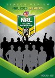NRL Premiers 2015 Season Review on DVD