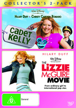 Cadet Kelly / Lizzie McGuire Movie, The - Collector's 2-Pack (2 Disc Set) on DVD