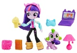 My Little Pony: Equestria Girls Minis - Twilight Sparkle Slumber Party Set
