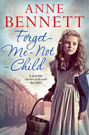 Forget-Me-Not Child by Anne Bennett image