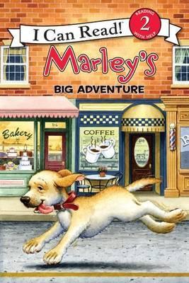 Marley's Big Adventure by John Grogan image