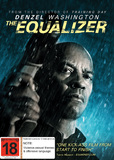 The Equalizer on DVD