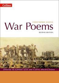 War Poems image
