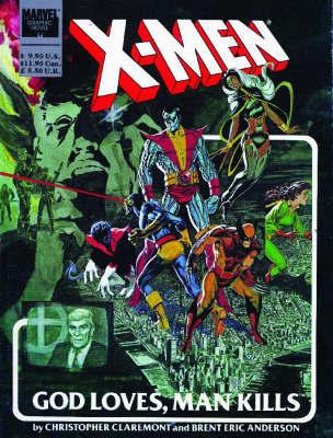 X-men: God Loves, Man Kills image