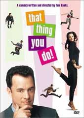 That Thing You Do on DVD