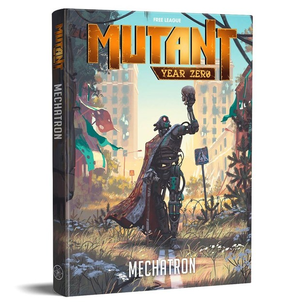 Mutant Year Zero: Mechatron