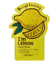 Tony Moly: I'm Lemon Mask Sheet