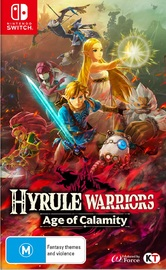 Hyrule Warriors: Age of Calamity for Switch