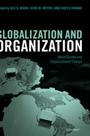 Globalization and Organization image