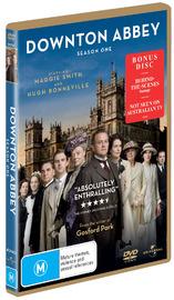 Downton Abbey - Season One on DVD