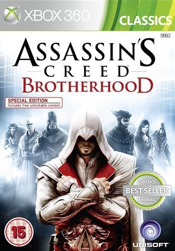 Assassin's Creed Brotherhood (Classics) for Xbox 360