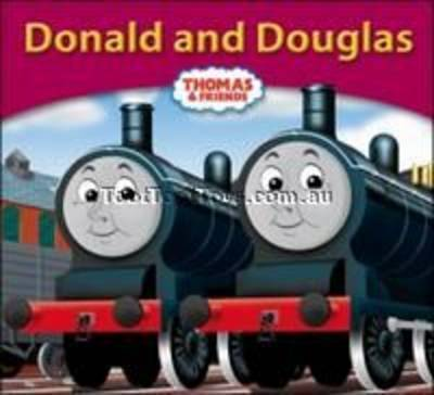Thomas Library: Donald and Dou by (delete) Awdry