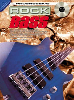 Progressive Rock Bass: CD Pack by Richter