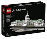 LEGO Architecture - United States Capitol Building (21030)